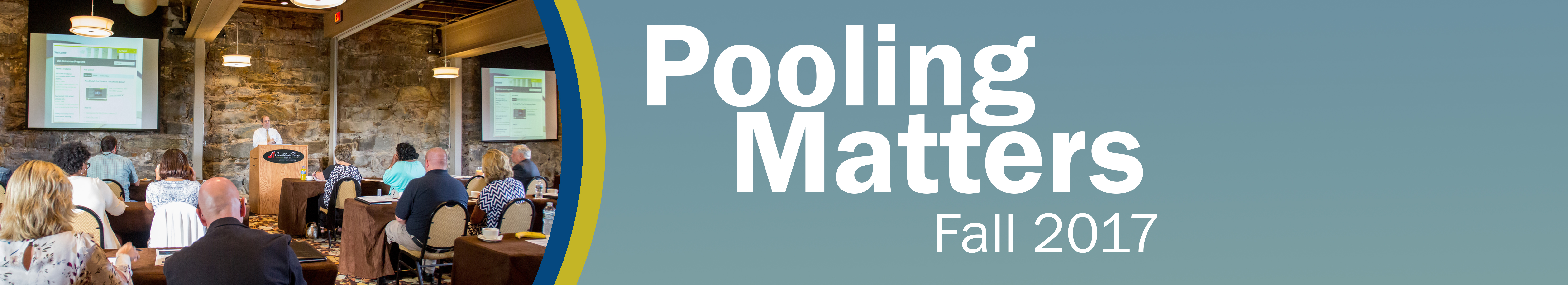 Pooling Matters