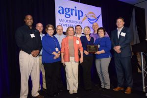 VMLIP receives AGRiP Award