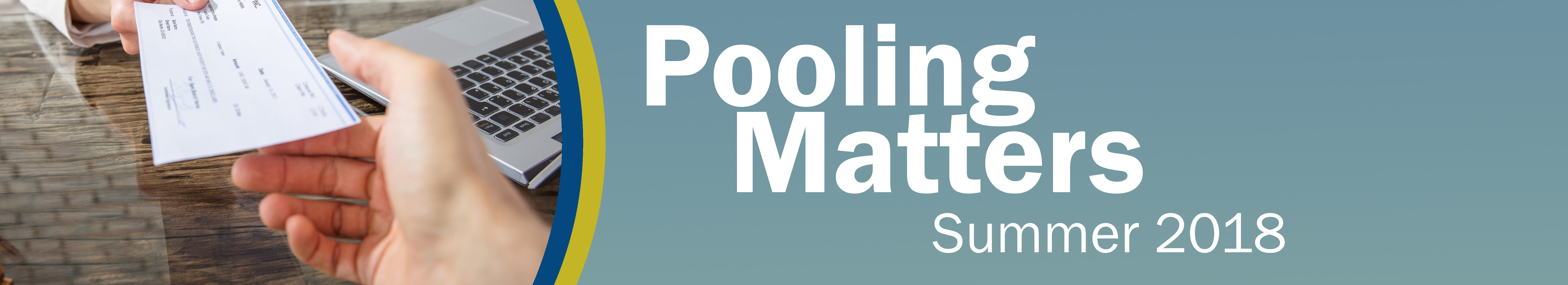 Pooling Matters: 2018 Summer Issue